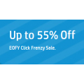 HP EOFY Click Frenzy Sale - Up to 55% Off
