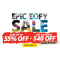 Adrenaline - Epic EOFY Sale: Up to 55% Off Experiences + Extra $40 Off $199 Spend (code)