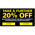 Harris Scarfe - 5 Days Sale: Take a Further 20% Off Men's & Women's Clothing