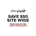 Adrenaline - Afterpay Sale: $50 Off Orders - Minimum Spend $249 (code)