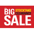 Harris Scarfe - The Big Stocktake Clearance Sale - Up to 70% Off