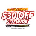 Adrenaline - Easter Sale: $30 Off Orders - Minimum Spend $149 (code)