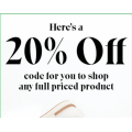 Hush Puppies - 20% Off Full Priced Products (code)