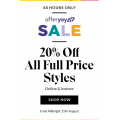 Hush Puppies - AfterYAY Sale: 20% Off Footwear Styles (48 Hours Only)