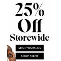 Hush Puppies - 25% Off Storewide (In-Store & Online)