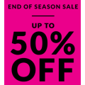 Hush Puppies - End of Season Sale: Up to 50% Off Storewide (In-Store & Online)