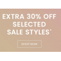 The Iconic - 24 Hours Flash Sale: Extra 30% Off Sale Styles [Calvin Klein, Champion, Levi's, Tommy Hilfiger etc.]