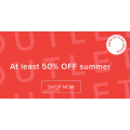 The Iconic Outlet - Minimum 50% Off 910+ Sale Styles - Starts Today