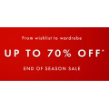 The Iconic - End of Season Sale: Up to 70% Off 33850+ Sale Styles (Adidas; Calvin Klein; Fila; New Balance; Nike; Puma etc.)