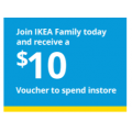 IKEA - End of Season Sale: Up to 50% Off Clearance Items + Extra $10 (code) e.g. MÅLA Portable Drawing Case $5 (Was $19); ALEX Drawer Unit $99 (Was $120) etc.