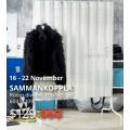 IKEA - Final Frenzy 2020: Up to 60% Off Storewide e.g. SAMMANKOPPLA Room Divider $60 (Was $129) etc.