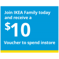 IKEA - December Sale: Up to 70% Off Clearance Items + Extra $10 Voucher e.g. KLASEN Gas BBQ $199 (Was $369) etc.