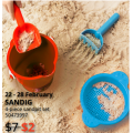 IKEA - Final Price Sale: Up to 70% Off Clearance Items + Extra $10 (code) e.g. SANDIG 4-piece Sandpit Set $2 (Was $7); KOPPLA 4-Way Socket With 2 USB Ports, white 3.0m $10 (Was $24.99) etc.