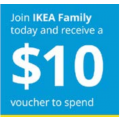 IKEA - Final Easter Markdowns Added: Up to 60% Off + $10 Voucher e.g.  ALSTERN Bath mat $2 (Was $7); KLASEN Gas Barbecue $199 (Was $369) etc.