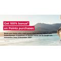 Virgin Australia - 100% Bonus (Double Points) when you purchase Velocity Points Boosters