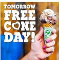 Ben & Jerry's - Free Ice Cream on Free Cone Day 2019 [Today Only]