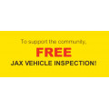 JAX Tyres - FREE Vehicle Inspection (Save $69)