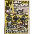 JB Hi-Fi BLACK FRIDAY / PRICE BLITZ 2020 Sale Catalogue - Starts 25th November (Printable Version)