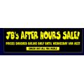 JB Hi-Fi - After Hours Sale - Ends 7 A.M Wed 21st July (Full List)