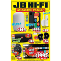 JB Hi-Fi - Smashing Price Clearance - 3 Days Only [In-Store & Online]