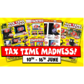 JB Hi-Fi - Tax Time Madness Frenzy - 3 Days Only [In-Store & Online]