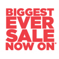 JD Sports - Biggest Ever Sale: Up to 75% Off; Nike, Adidas, Puma, Fila, Reebok & More etc.
