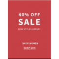 Jeanswest - October Sale: Take a Further 40% Off Already Reduced Items (In-Store & Online)