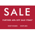 Jeanswest - Take a Further 40% Off Sale Items e.g. Carlos Stripe Crew Knit $17.99 (Was $59.99); Hayes Long Sleeve Oxford Shirt $23.99 (Was $69.99) etc.