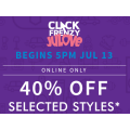 Jeanswest - Click Frenzy Julove Sale: 40% Off Sale Styles - Online Only