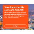 Jetstar - Trans-Tasman Bubble Sale: Fly to New Zealand from $155 - Starts Mon 19th April