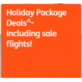 Jetstar - Holiday Package Deals – Including Sale Flights - Starting from $260/person