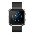 JB Hi-Fi - Fitbit Leather Band + Frame for Fitbit Blaze Black/Small $5 (Save $164)! In-Store Only