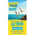Cebu Pacific - Book 2 Flights Get 1 Free to Manila, Philippines (code)