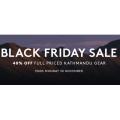 Kathmandu Black Friday Sales 2020: 40% Off Kathmandu Branded Gear - Ends Mon 30th Nov