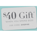 Katies - Flash Sale: 40% Off Full Priced Styles + $40 Gift Card (code)! Minimum Spend $120