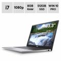 "Shopping Express - Dell Latitude 3301 13.3"" FHD i7-8565U 8GB 512GB W10P Silver Laptop $1299 (Was $2,968.90)"