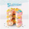 Krispy Kreme S.A - HAPPY 5th BIRTHDAY: Buy any Dozen Doughnuts & Get 5 FREE Birthday Doughnuts! Starts Today