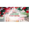 Krispy Kreme - Albert Street Brisbane Grand Opening: FREE 15,000 Original Glazed Doughnuts! Thurs 19th Sept