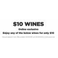 Liquorland - $10 Wine Sale - Starts Today