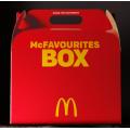 McDonalds - $27.95 McFavourite Box [4 Burgers, 4 Medium Fries, 10 Chicken McNuggets, 4 Medium Soft Drinks]