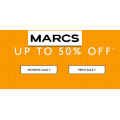 MARCS Mid Season Sale - Up To 50% Off