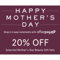 Myer - One Day Sale: 20% Off Selected Mother's Day Beauty Gift Sets