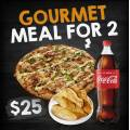 Pizza Capers - Gourmet Meal For Two $25 (code)