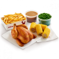 Red Rooster - 50% Off Wholesale Roast Dinner (code)! Reward Members Only