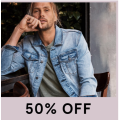 MYER - Daily Deal: 50% Off Men's Clothing & Accessories - Today Only