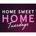 MYER - Home Sweet Home Tuesday Sale: 50% Off Bath Towels; 50% Off Home Decor; 50% Off Dinnerware; 40% Off Bathroom Accessories etc. - Today Only