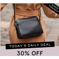 MYER - Daily Deal: 30% Off Women's Handbags, Wallets & Jewelry - Today Only