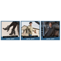 MYER - Daily Deals: 40% Off Women's Boots; 40% Off Men's Jackets, Knits & Sweats; 30% Off Men's Casual Clothing etc.