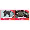 MYER - Daily Deal: 50% Off Women's Handbags, Wallets & Footwear - Today Only