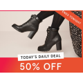MYER - Daily Deal: 50% Off Women's Clothing, Footwear & Accessories - Today Only